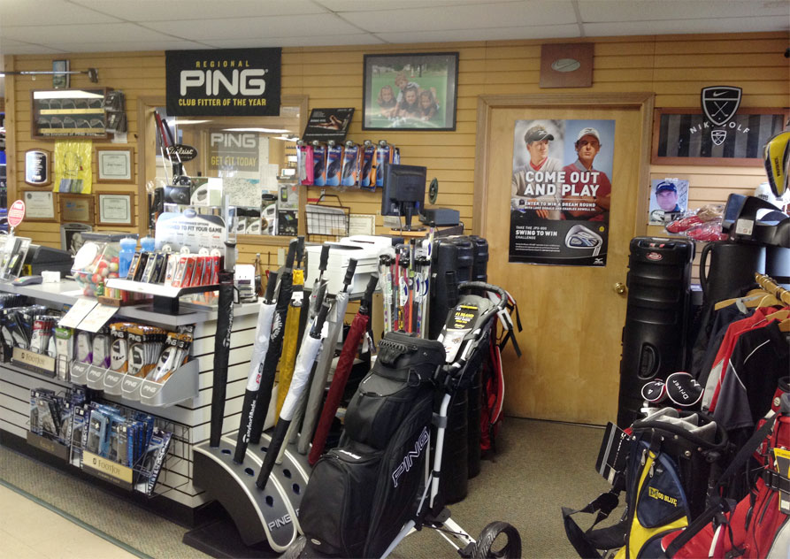 519289e1257 Our Pro Shop carries all the proline names in golf including PING